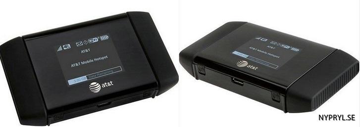 mobile hotspot 4g batteri