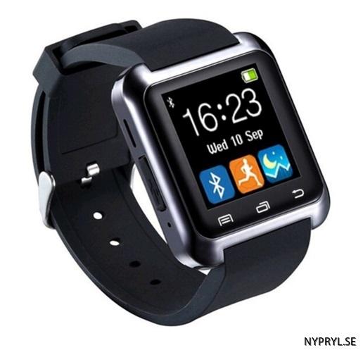 smart watch svart