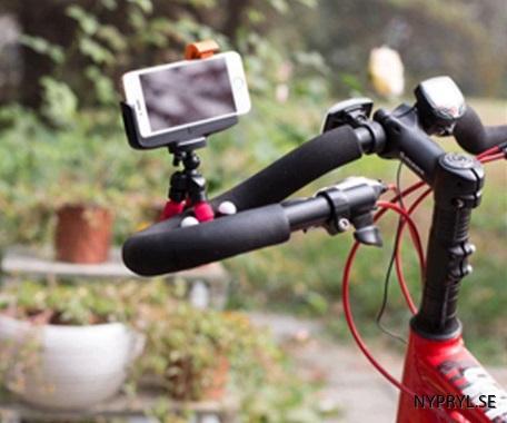 telefonhållare cykel