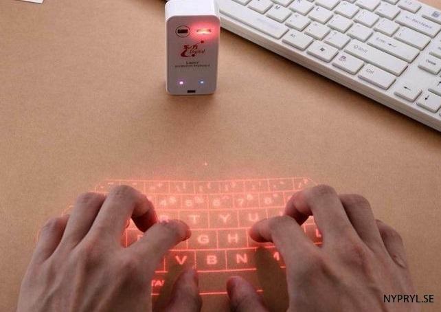 laser tangentbord engelskt riktig bild