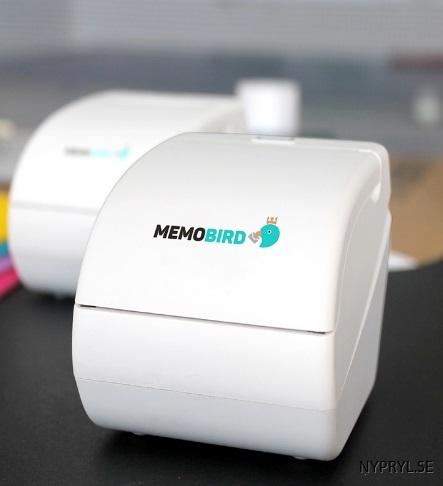 memobird skrivare till mobilen