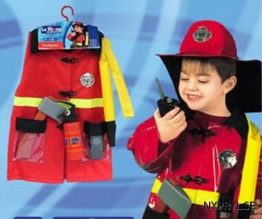 fireman suit children