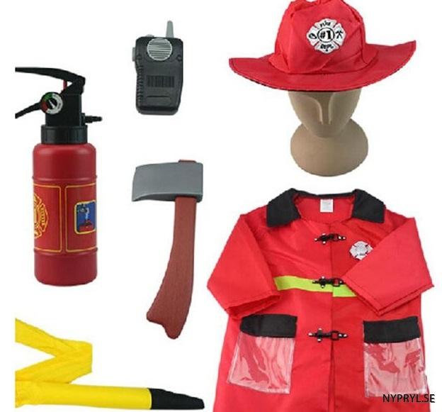 brandman kläder