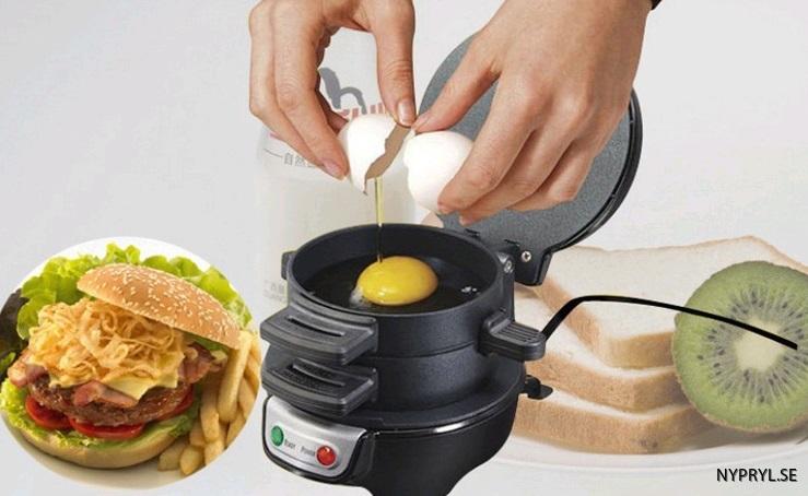 Smörgåsgrillen