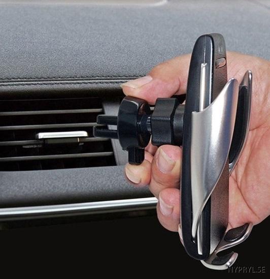 bilhållare automastisk fäste