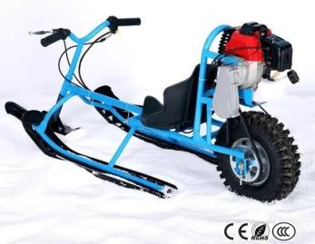 Snowracer 50cc - Snowracer 50cc