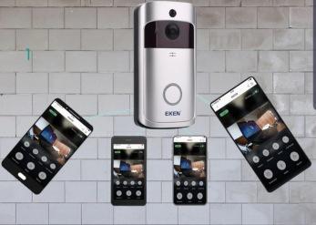 Ringklocka i mobilen - Ringklocka