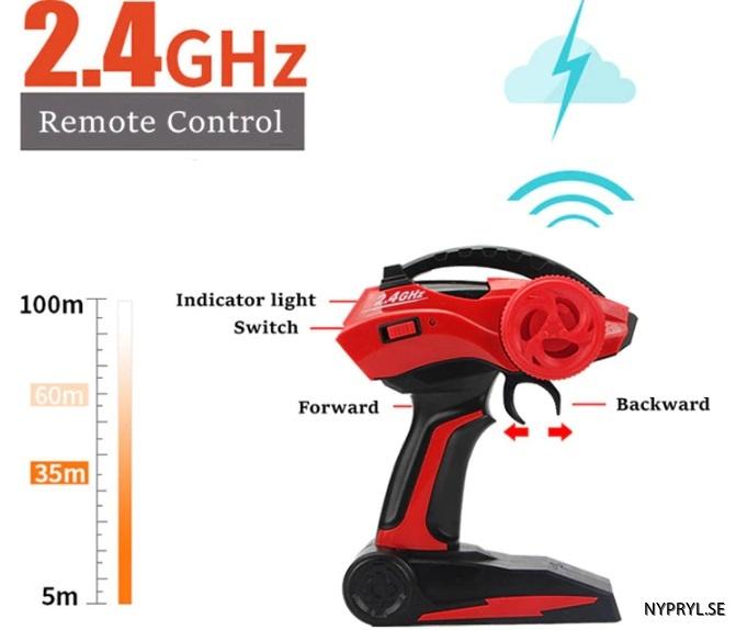 rc 27cm remote