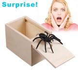 Prank box med spindel