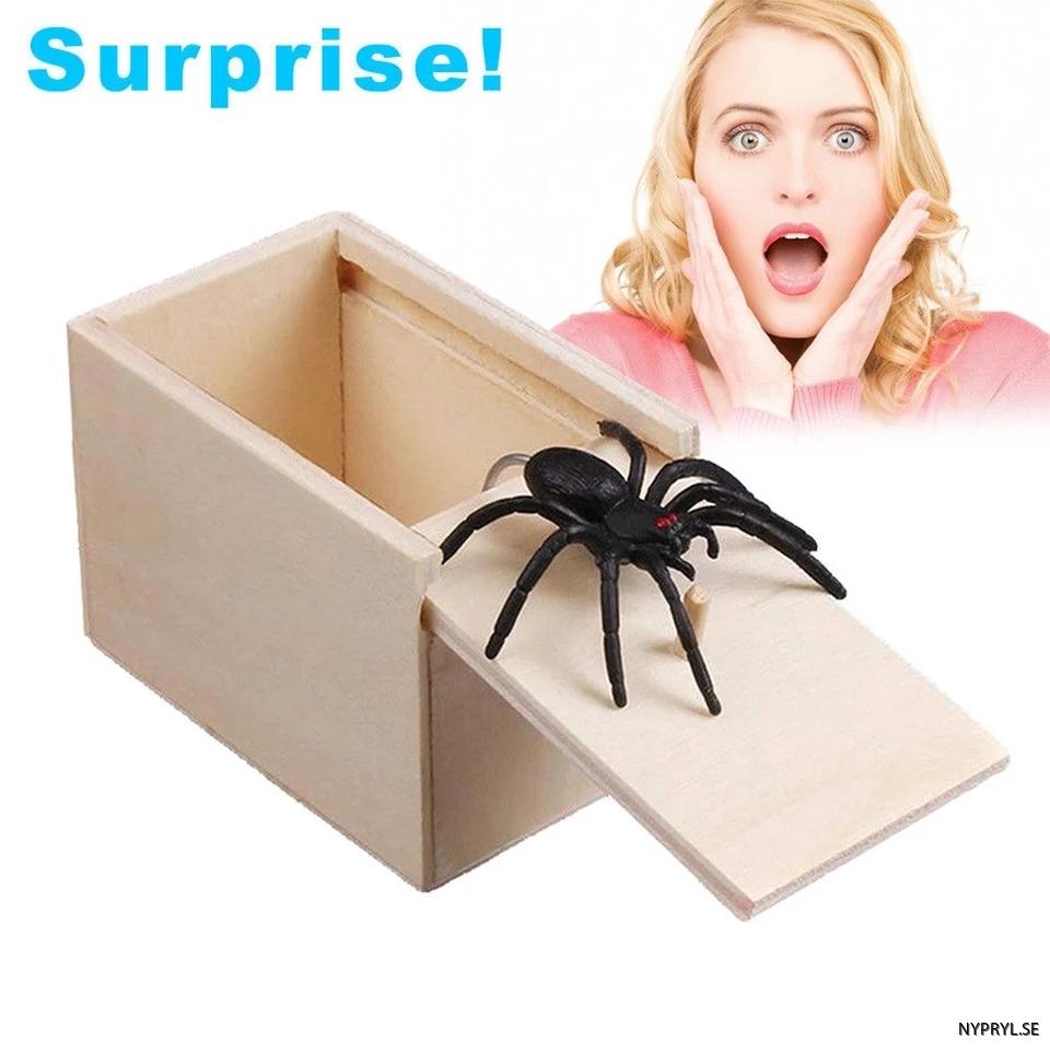 Prank låda