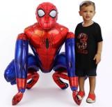 Spiderman ballong 63cm stor
