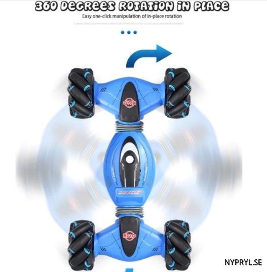 remotes rotation 360