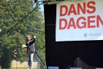 Niklas Wahlgren presenterar Dansens dag