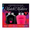 Cuccio- Double Bubble Trouble MatchMaker