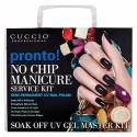 Cuccio - Pronto Soak Off Uv Gel Master Kit