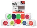 Gelish- Neon Art Form Gel Kit