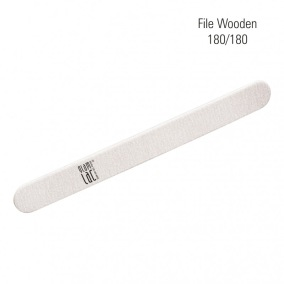 GlamLac- file wooden 180/180