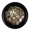 BrillBird- Metal Flakes 2 – Siver