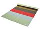 Yogamatta. Handvävd. Bomull. Färg 1-4. Lena´s Hatha Yoga - Yogamatta Flerfärgad-randig ca 195 cm