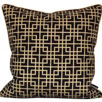 Kuddfodral Maze gold