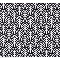Bordstablett Palm Black 4-pack