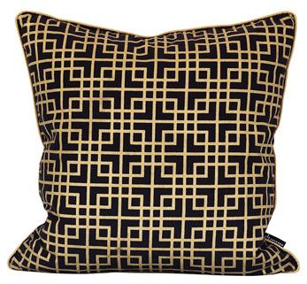 Kuddfodral Maze gold - Kuddfodral Maze gold
