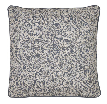 Kuddfodral Paisley Dusty Blue - Kuddfodral Paisley Dusty Blue