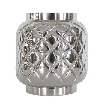 Kruka/vas i rostfritt stål - Kruka/vas rostfritt stål
