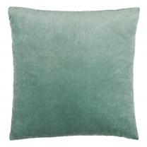 Kuddfodral Velvet Ocean Green