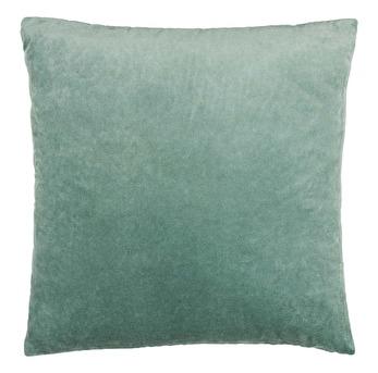 Kuddfodral Velvet Ocean Green - Chamois Velvet Ocean green