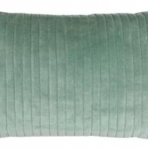 Chamois Velvet Ocean Green Stripe 40x60