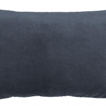 Chamois Velvet Denim Blue Plain40x60