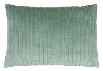 Chamois Velvet Ocean Green Stripe 40x60 - Chamois Velvet Ocean Green 40x60