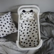 Leopard doll bedding