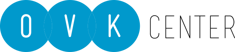 OVK-center - Logotype