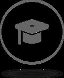 Högskoleexamen eller motsvarande