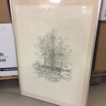 Litografi, A Eliasson