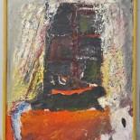 Oljemålning på duk, Tom Krestensen
