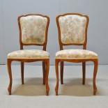 1 par stolar, stilmöbler, 19/2000-tal