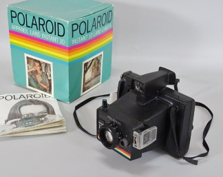 Kamera, Polaroid, Instant 10