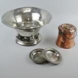 Diverse metallföremål