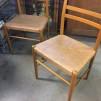 1 par stolar, 1900-talets andra hälft