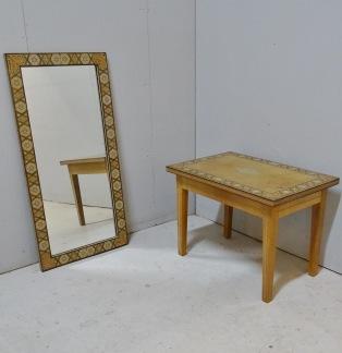 Spegelmöbel