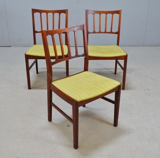 3 st stolar, 1900-talets andra hälft