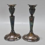 1 par ljusstakar, Empire stil, 1900-tal