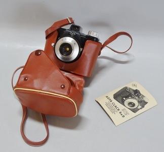 Retro-kamera, AGFA Clack