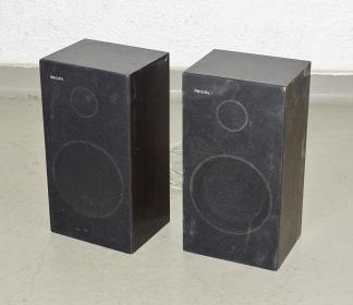 1 par högtalare, Philips