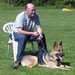 Klubbmästare i Bruks 2005 Leif & Ezze