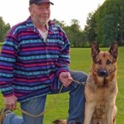 Klubbmästare i Bruks 2007 Leif Karlsson & Ezze