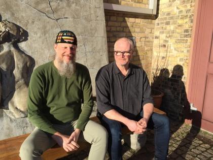 Owe Almgren & Åke Linton © M. Almgren